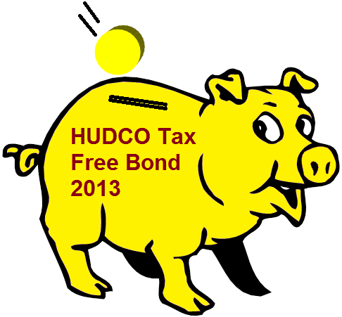 HUDCO Tax Free Bond 2013