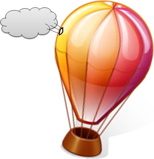 Leaking Balloon
