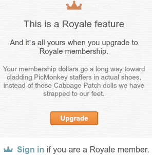 Picmonkey.com Royale Feature