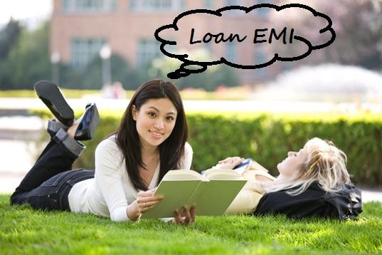 Education Loan Thinking EMI