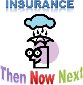 Insurance Then Now Next